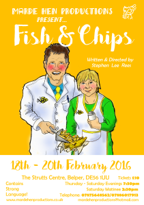 fish and chips poster merged
