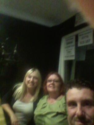 Alex, Jeannie & Wayne
