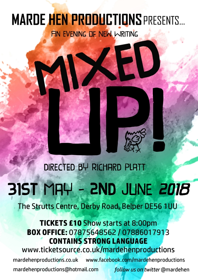 MIXED UP Official Poster-2